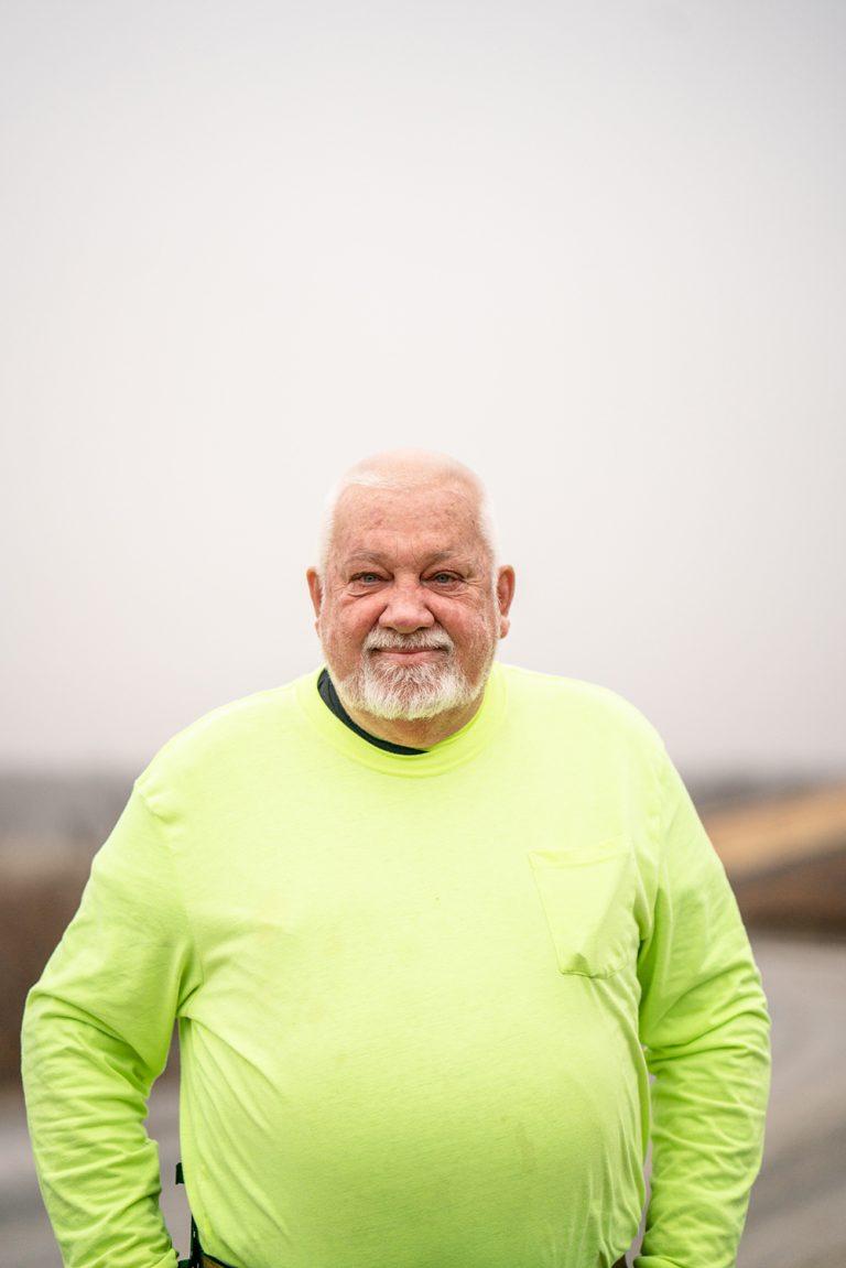 Headshot of Gary Rambo, Berg's Landfill Superintendent